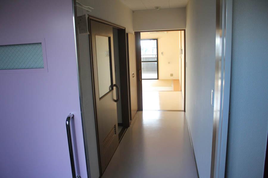高齢者向け自立型賃貸マンション(ヒールビレッジ宮地)1階